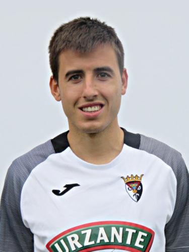 8. Imanol Sarriegi