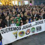 Concentración Clubs de Fútbol de Tudela