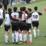 Categorias inferiores: Alevín D y 1ª Juvenil