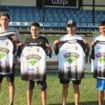 Presentación de cuatro jugadores mexicanos procedentes de Chivas