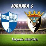 J5: CD Ebro 2-1 CD Tudelano