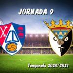 J9: Calahorra 1-1 Tudelano