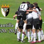 Plantilla 2020/21
