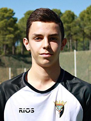 Javier Calvo Barea