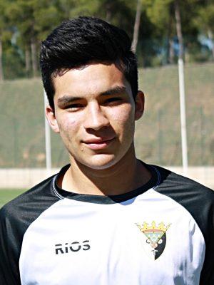 Jeremy Rodrigo Reyes Rodríguez