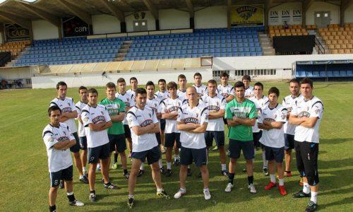Plantilla 2011-2012