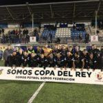 Copa RFEF (1/4 final): Izarra 1-5 Tudelano