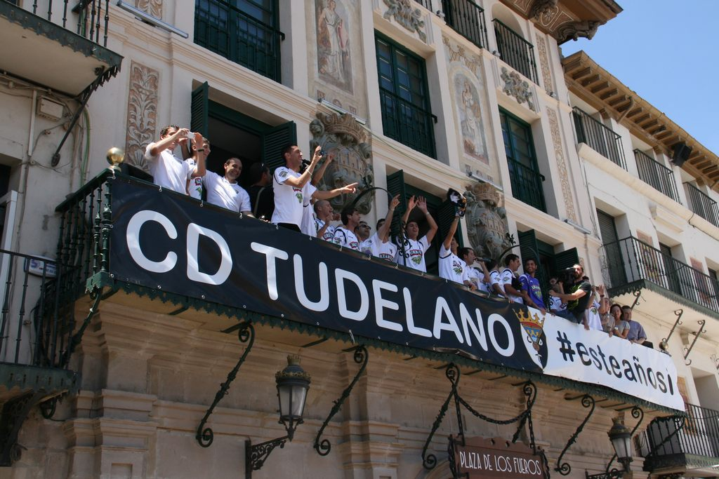 Historia CD Tudelano
