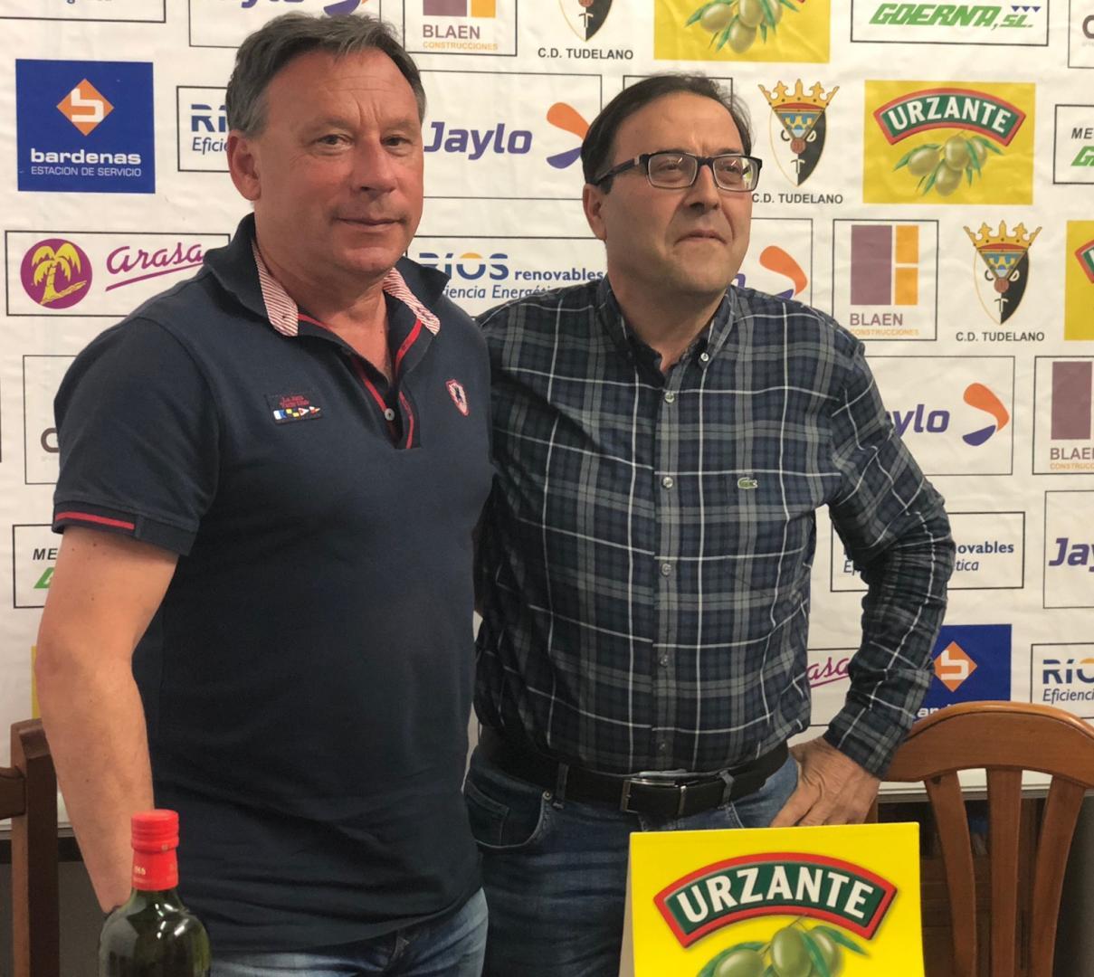Juan Carlos Segura se hará cargo de la cantera del Tudelano