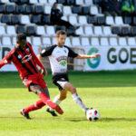 Óscar Vega y el Tudelano acuerdan la baja del jugador