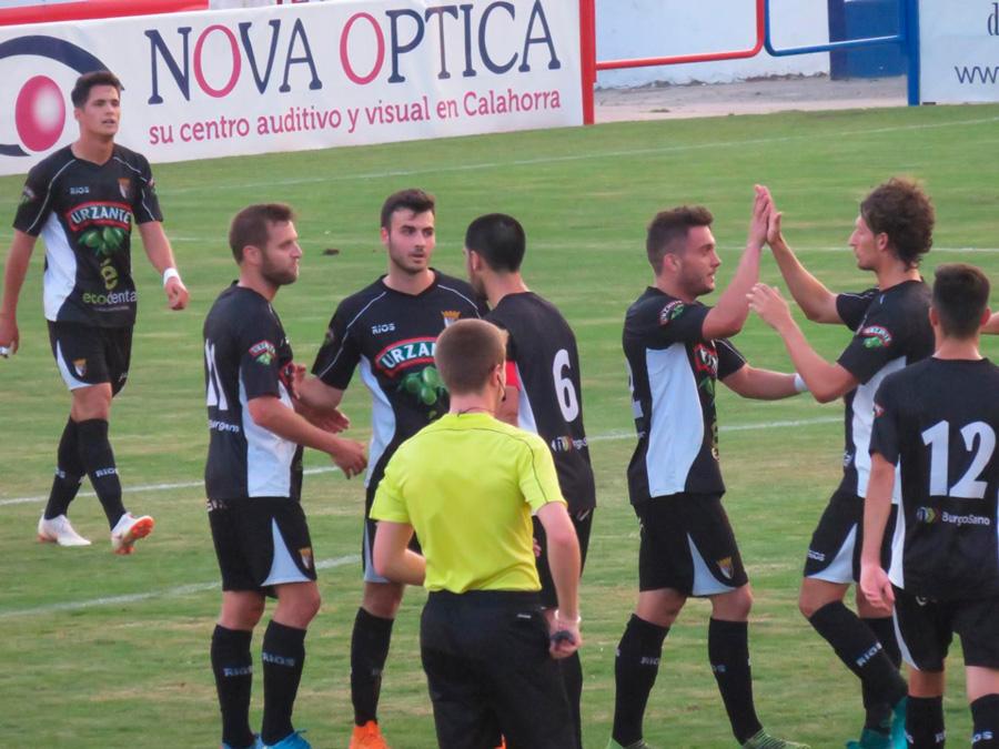Pretemporada Calahorra 0-2 Tudelano